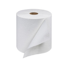 Tork Universal Hand Towel, White (800 ft/roll) (6 rolls/case) (Tork RB8002)