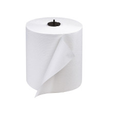 Tork Advanced Matic Hand Towel Roll, 1-Ply, White (700 ft/roll) (6 rolls/case) (Tork 290089)