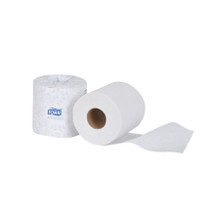Tork Advanced Bath Tissue Roll, 2-Ply (500 sheets/roll) (96 rolls/case) (Tork TM6120S)