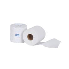 Tork Advanced Bath Tissue Roll, 2-Ply (500 sheets/roll) (96 rolls/case) (Tork TM6120S)