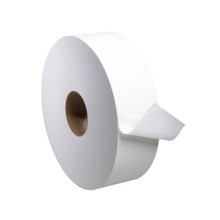 Tork Universal Jumbo Bath Tissue Roll, 2-Ply (2000 feet/roll) (6 rolls/case) (Tork TJ1222A)