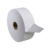 Tork Advanced Jumbo Bath Tissue Roll, 2-Ply (1600 feet/roll) (6 rolls/case) (Tork 12021502)