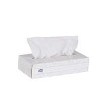 Tork Advanced Facial Tissue Flat Box, White (100 sheets/box) (30 boxes/case) (Tork TF6810)