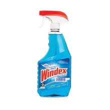 Windex® Powerized Formula Glass & Surface Cleaner, 32oz Trigger Bottle (12 bottles/case), DVO90135CT