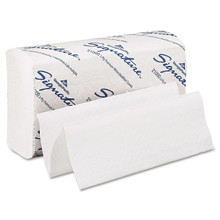 Georgia Pacific Professional Paper Towel, 9 1/5 x 9 2/5, White, 21000 (125 sheet/sleeve) (16 sleeves/case)