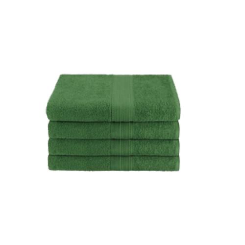 16x27 Ring Spun Hand Towel, Hunter Green, 3lb (Monarch-Hand-HGreen)