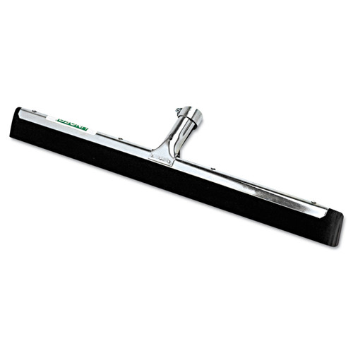 UNGER Water Wand Standard Squeegee. Digs deep into tile crevices and uneven surfaces to remove liquids, leaving floor finger dry. Removes dirt from grout.