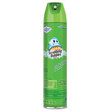 Scrubbing Bubbles Multi Surface Bathroom Cleaner, Clean Fresh Scent, 25 Oz Aerosol Can (12 cans/case)