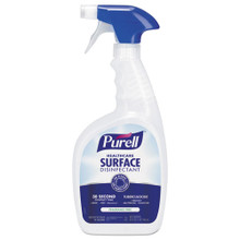 Purell Healthcare Surface Disinfectant, Fragrance Free, 32 oz Spray Bottle (3 bottles/case) (GOJ334003)