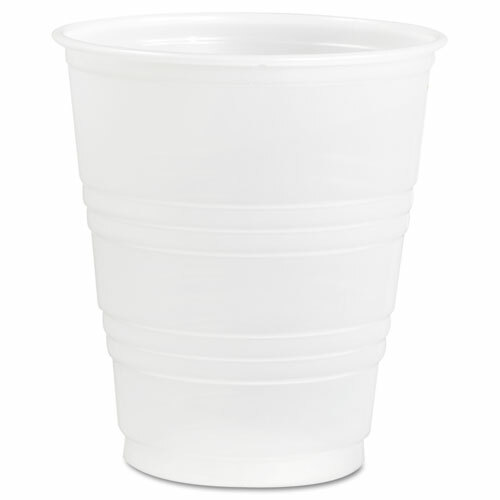 Dart Conex Galaxy Polystyrene Plastic Cold Cups, 5oz (750/case) (DCCY5PFTPK)