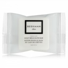 Beekman 1802 Amenities #2.25 Bath Soap (200/case) (BEEKM016-00)