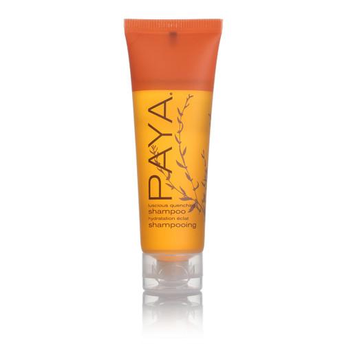 Paya Organics Luscious Quenching Shampoo, 1 oz (144 bottles/case) (PAYA007-00)