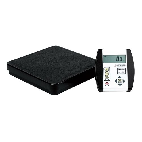 Detecto Platform Scale with BMI (D-DR400750)