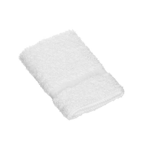 12x12 Washcloth, White, Dependability Series, 1 lbs/dz