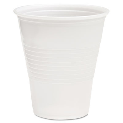 Boardwalk Translucent Plastic Cold Cups, 12 oz (50 cups/pack) (BWKTRANSCUP12PK)