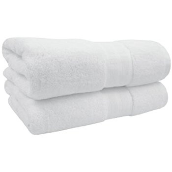 35x68 Bath Sheet, White, Millennium Series, 22 lbs/dz (S780-U-WHT-1-MM00)