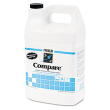 Franklin Cleaning Compare Floor Cleaner, 1 gallon Bottles (4 gallons/case) (FKLF216022CT)