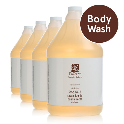 ProTerra Body Wash (4 gallons/case)
