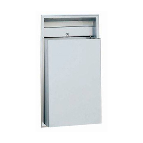 Bobrick Recessed Waste Receptacle (B-3644)
