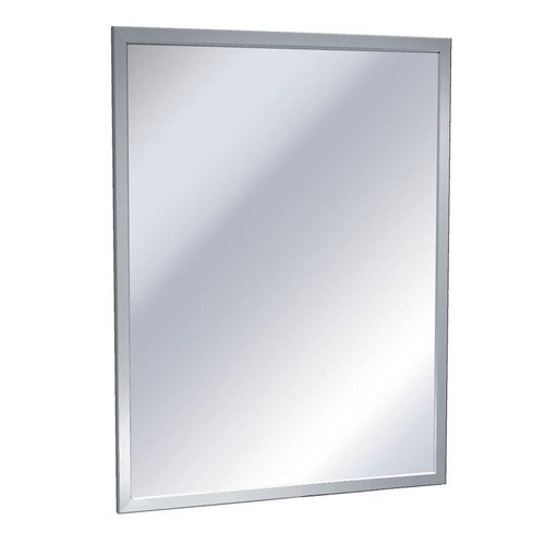 American Specialties Inter-Lok Angle Frame Plate Mirror (ASI-0600)