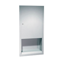 American Specialties C-Fold Paper Towel Dispenser (ASI-0452)