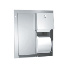 American Specialties Partitions Mounted Toilet Paper Dispensers (ASI-0032)