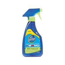 Pledge Multi-Surface Cleaner, Clean Citrus Scent, 16oz Trigger Bottle (6/case)
