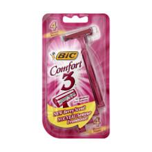 Bic Shaver Comfort 3 Women, Singles (1559206)