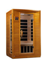 DYN-6202-03 Dynamic Low EMF Far Infrared Sauna, Versailles HF