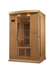 MX-K206-01 Maxxus Low EMF FAR Infrared Sauna