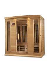 MX-K406-01 Maxxus Low EMF FAR Infrared Sauna