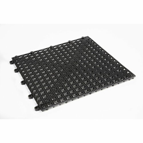 Dri-Dek Open Grid Floor Tile 1 x 1 x 9/16 Inch