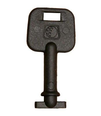 Gym Wipe Dispenser Key, 12893