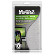 "Klear Screen DMT Antimicrobial Microfiber Cloth 14""x14"""