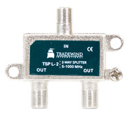 2-Way, 1 GHz Splitter