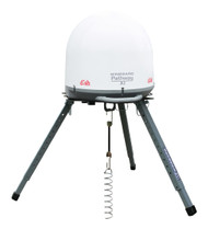 Winegard Pathway X1 Portable Antenna with Tripod Stand