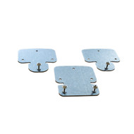 KING Tailgater Removable Mounting Feet