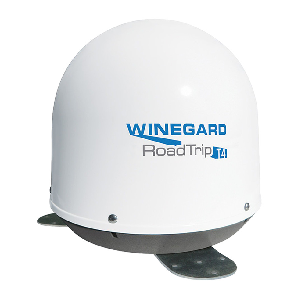 winegard roadtrip t4 in motion satellite antenna (white) rt2000t winegard satellite cover winegard satellite wiring diagram #10