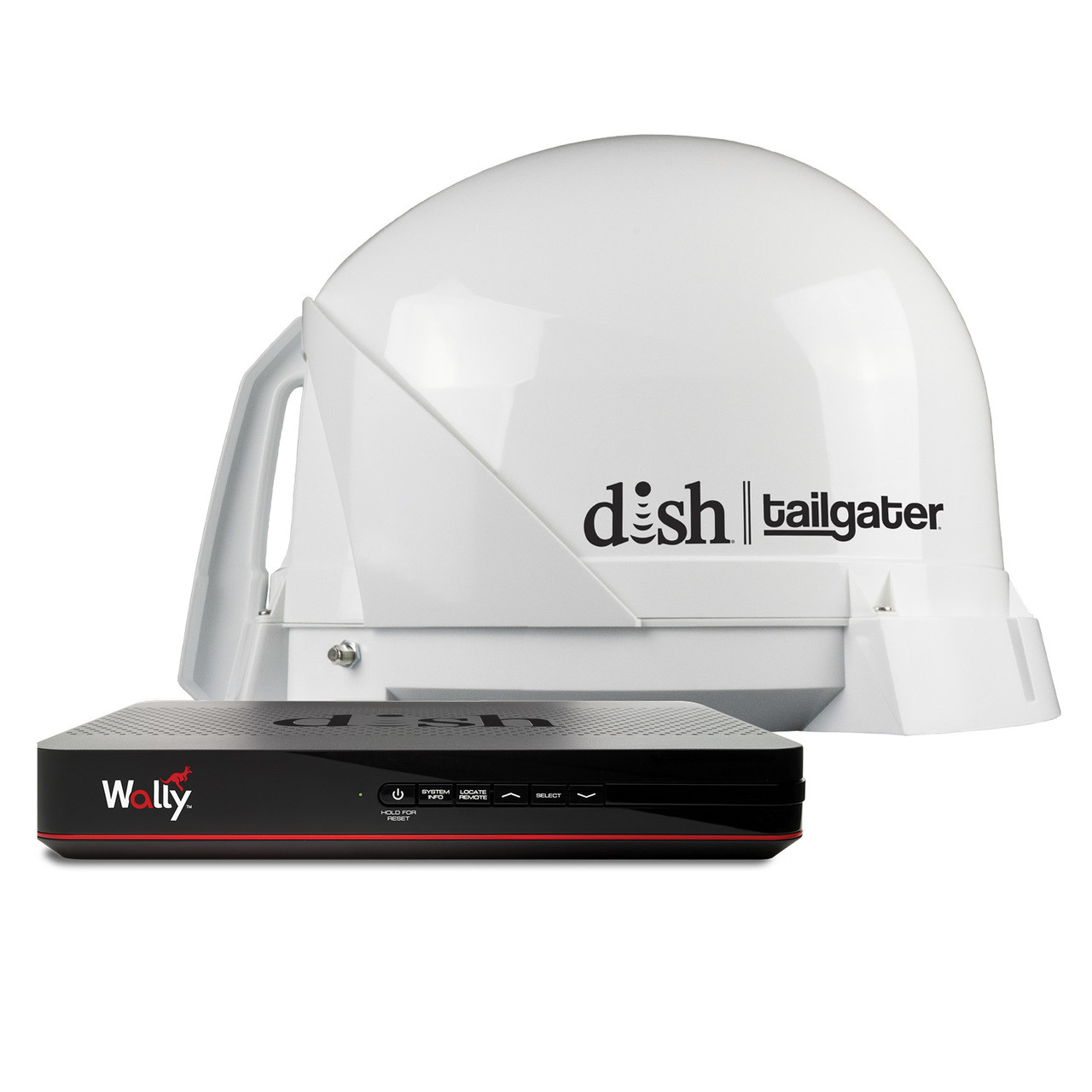 55a34c56854 DISH Tailgater Antenna Bundle- TAILGATER3BUNDLEW