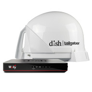 DISH Tailgater Satellite Antenna Bundle with Wally