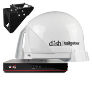 DISH Tailgater Antenna Trucking Bundle with Wally