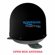 Winegard RoadTrip T4 In-Motion Satellite Antenna (Black) - Open Box