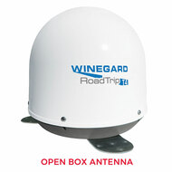 Winegard RoadTrip T4 In-Motion Satellite Antenna (White) - Open Box