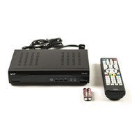 QAM Set-Top Box, High-Definition MPEG-2/4