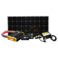 Weekender ISW Solar Charging System (190 WATTS)
