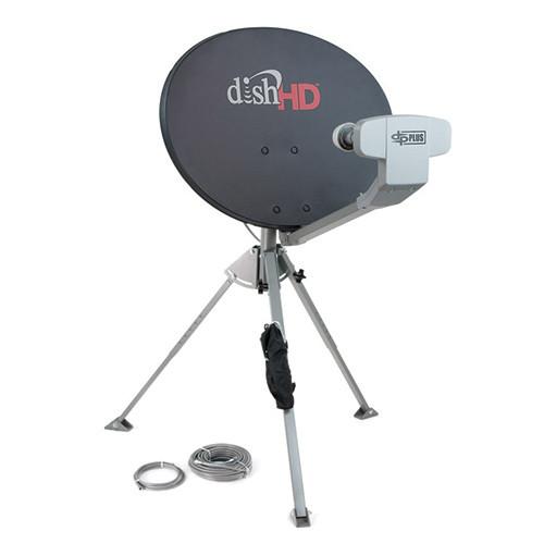 DISH 1000.2 Manual Antenna plus Tripod