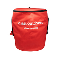 DISH Outdoors Portable Satellite Antenna Carry Bag