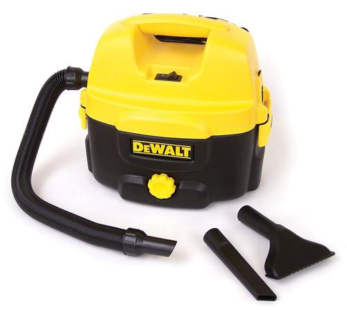 Dewalt Cordless Corded Wet Dry Vacuum Dcv581h Dish For