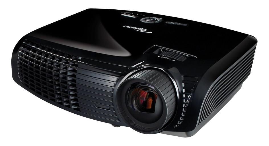 NEW Optoma GT750E HD 720p/1080p Short Throw 3D Built-in HDMI v1 4a
