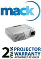 2 Year Extended Warranty For ALL Projectors under $2500